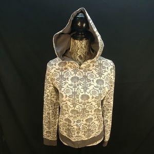 Aeropostale XL zip up LS hoodie